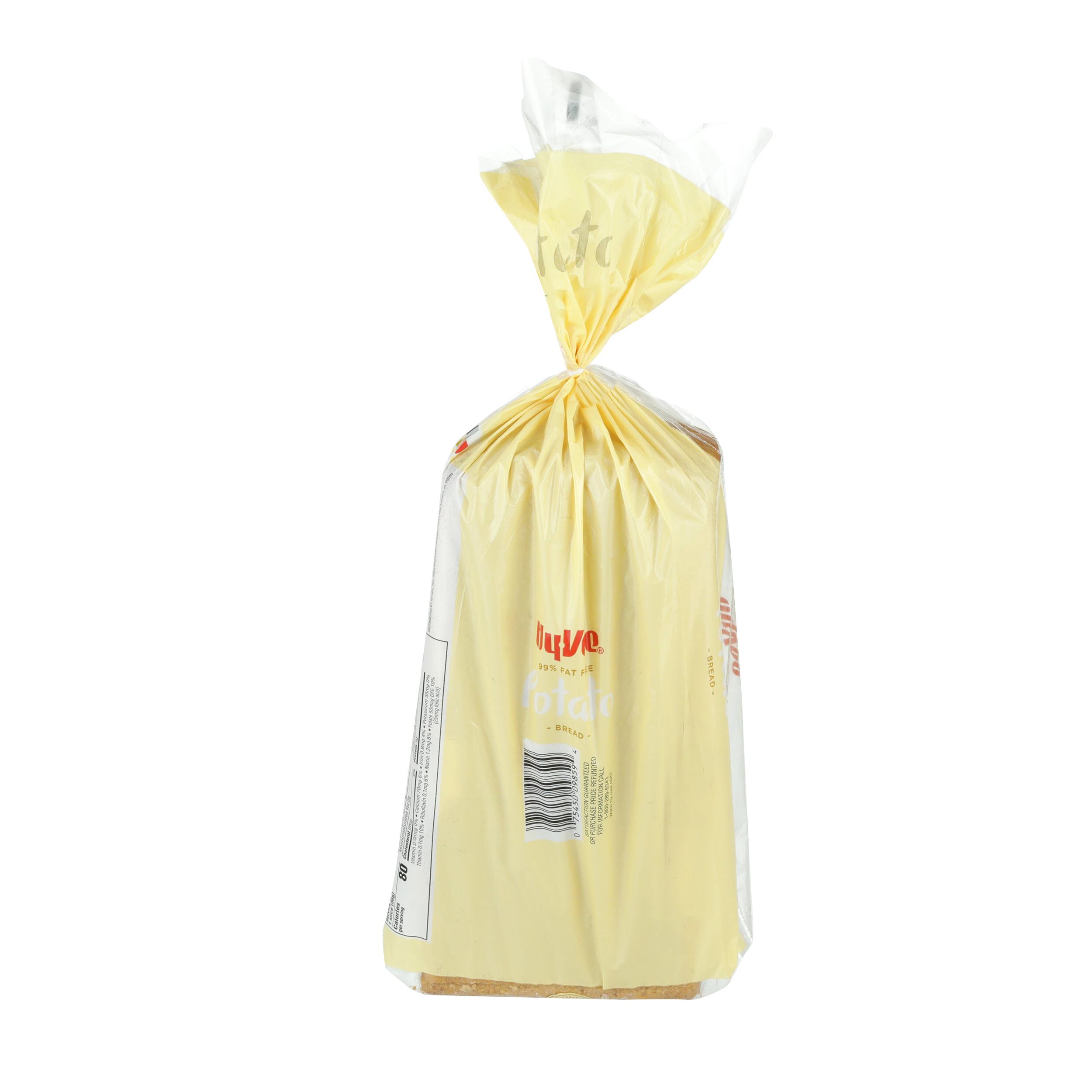 SmartLabel - 99% Fat Free Potato Bread