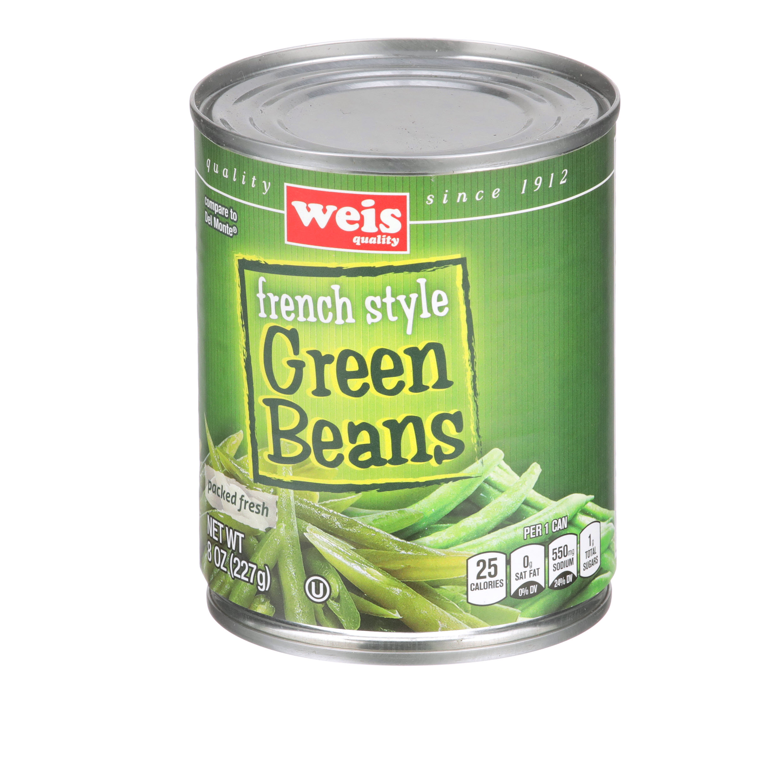 SmartLabel - FRENCH STYLE GREEN BEANS